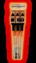 Raketen Sortiment 3 Stk. 75g